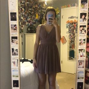 Charlotte Russe skater dress